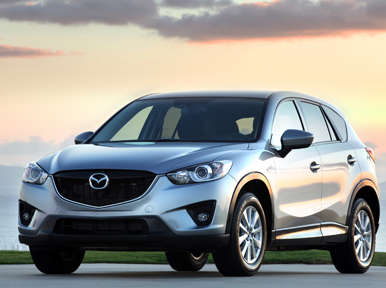 2014 Mazda CX-5 2.5-liter First Drive Review